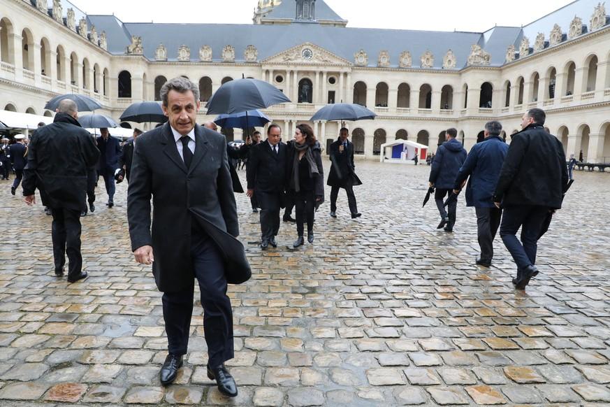 Sarkozy muss vor Gericht
