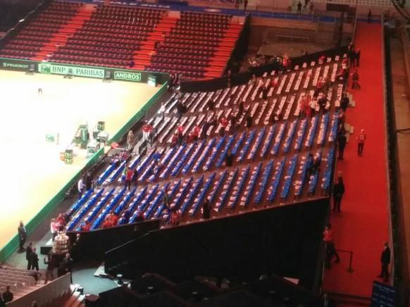 Davis Cup Stadion
