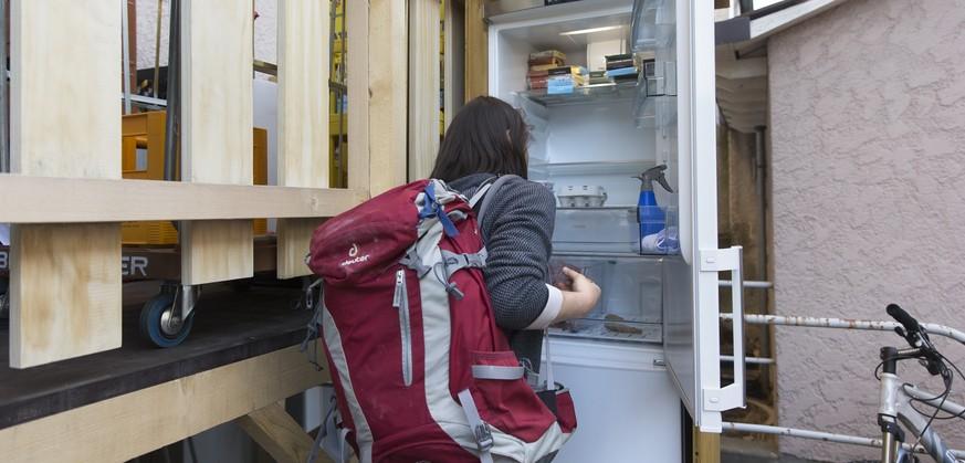 Öffentliche kühlschränke bewähren sich im kampf gegen  ~ Kühlschrank Wien