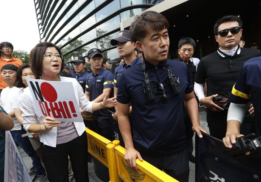 Japan und Südkorea: Handelsstreit eskaliert