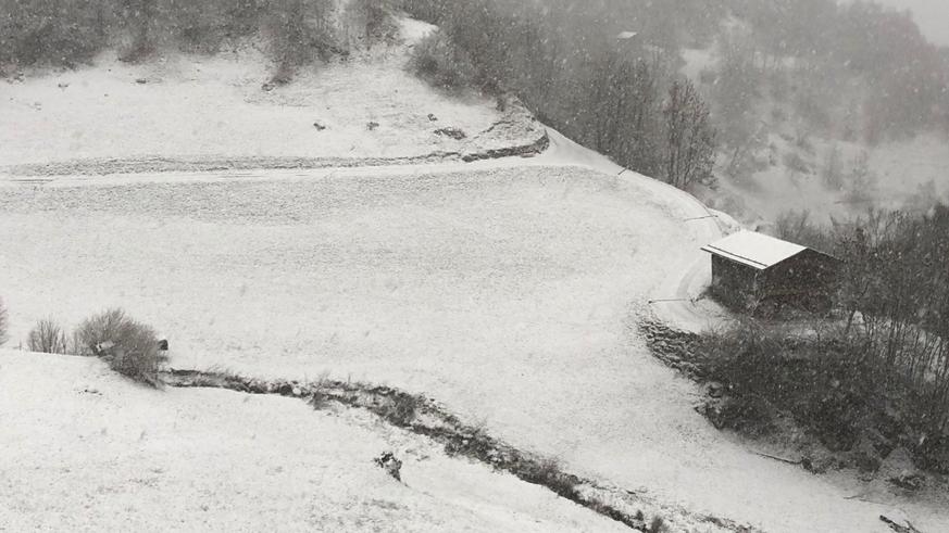 Wintereinbruch mit Windspitzen von 160 km/h – «Marielou» hält die Schweiz in Atem