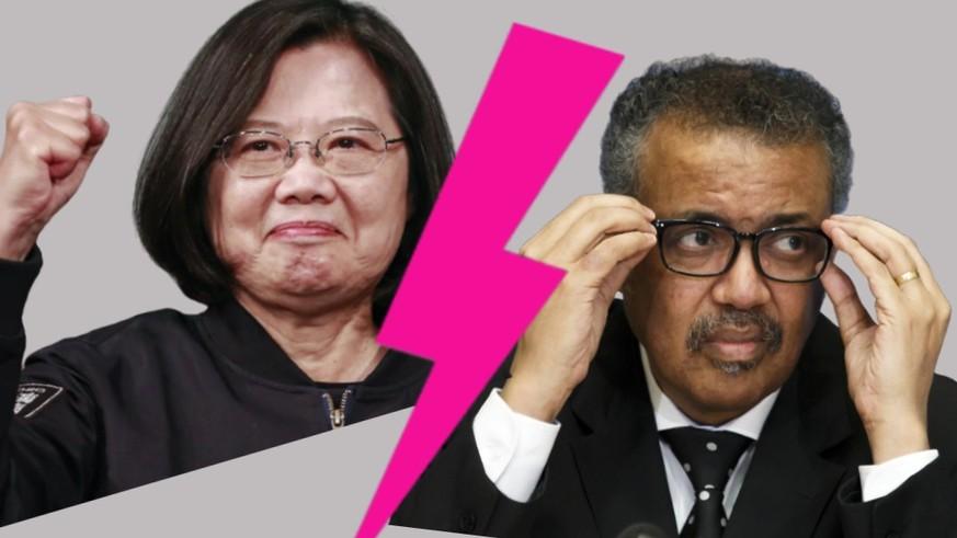 Der Streit zwischen der WHO und Taiwan spitzt sich zu – und mittendrin steht China