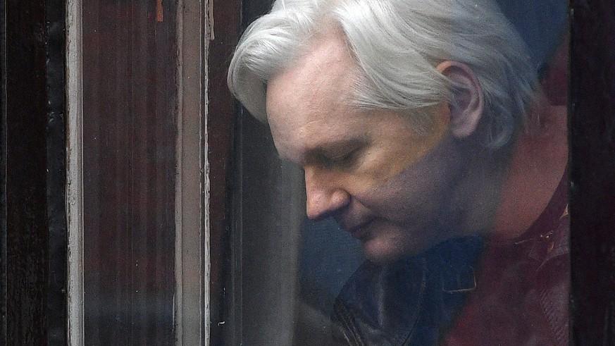 Wikileaks-Gründer Assange zeugte im Exil offenbar zwei Kinder mit Anwältin
