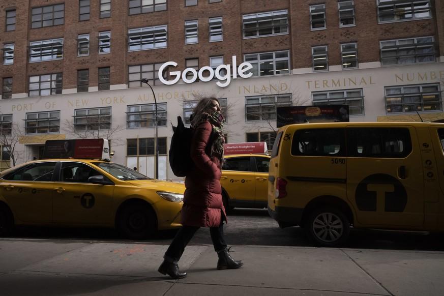 Google-Konzern Alphabet verdreifacht Nettogewinn