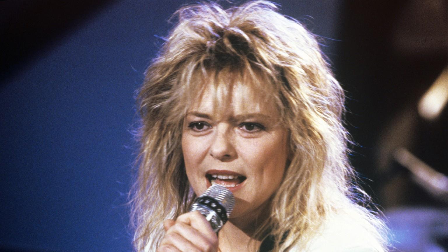 Ella, elle l\'a»-Sängerin France Gall im Alter von 70 Jahren ...