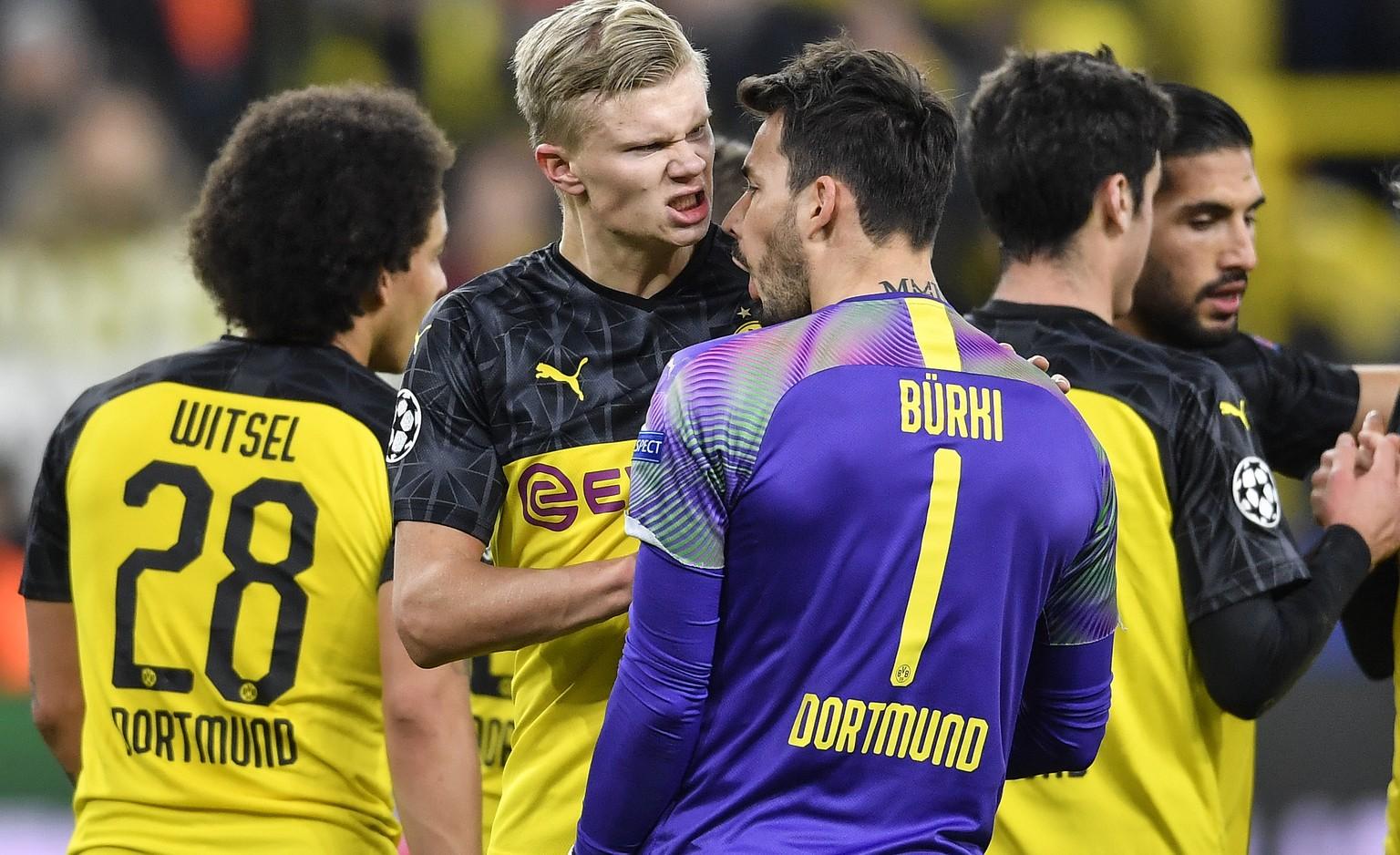 Champions League 5 Dinge Die Bei Dortmund Gegen PSG