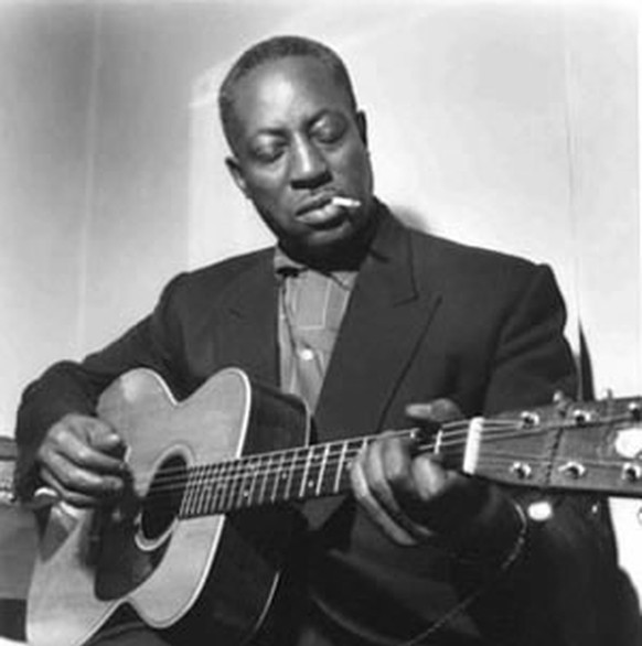 Big Bill Broonzy blues