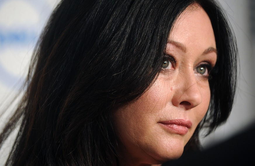 FILE - AUGUST 19: Actress Shannen Doherty revealed in a lawsuit against her former business manager filed August 19, 2015 that she has been diagnosed with breast cancer. NEW YORK, NY - MAY 19:  Actress Shannen Doherty attends 18th Annual Webby Awards on May 19, 2014 in New York, United States.  (Photo by Brad Barket/Getty Images)