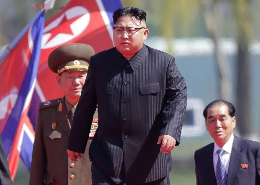 USA: Nordkorea warnt USA nach Raketentest