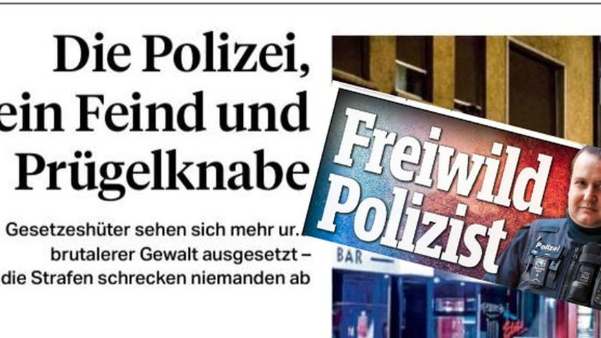 Betrunkene Partyganger Die Polizisten Anpobeln Sind Keine