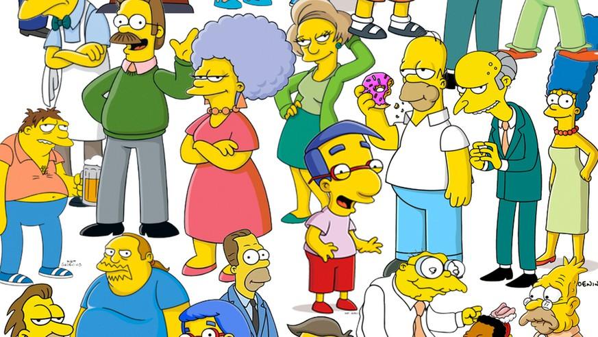 Die Simpsons Figuren
