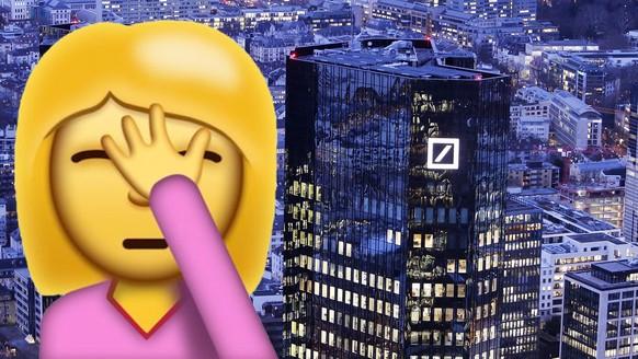 Deutsche Bank überwies aus Versehen 28 Milliarden Euro