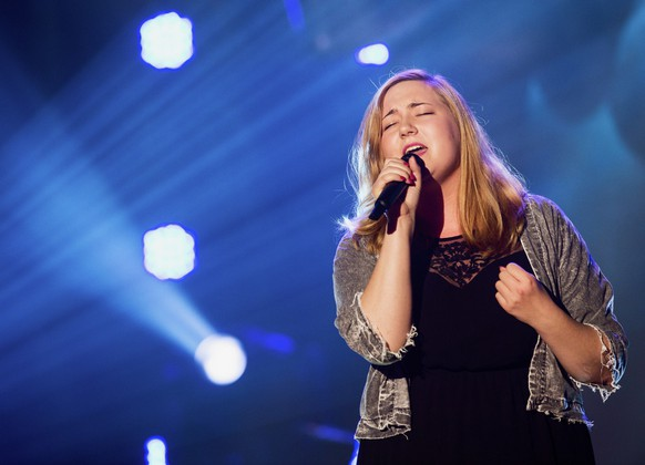 Michelle Imhof Sway The Voice of Switzerland