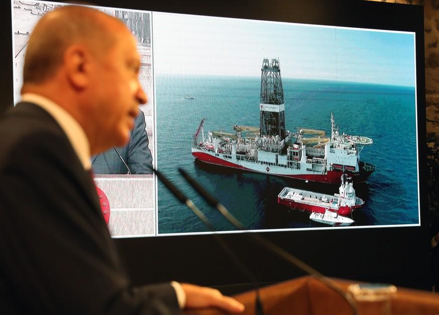 Erdogan zeigt sich offen für Gespräche im Gasstreit