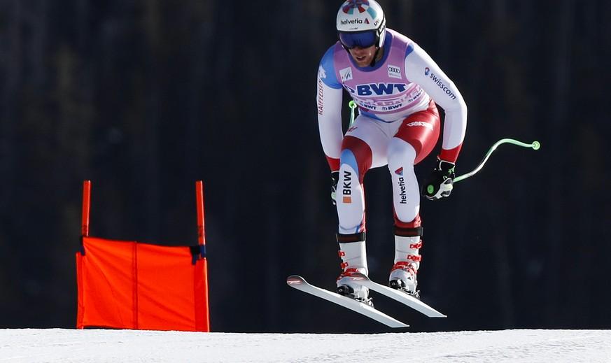Sport-News: Skirennfahrer Marc Gisin bricht die Comeback-Saison ab