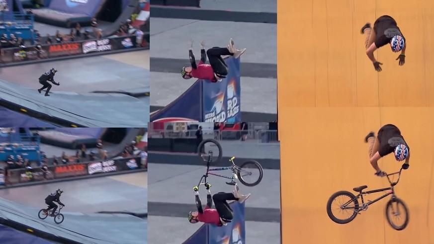 So genial! Filmemacher «gümmelet» die Velos von einem BMX-Fahrer weg 😆