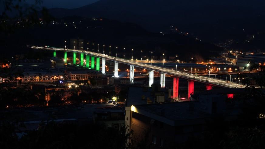 Zwei Jahre nach Katastrophe von Genua: Heute ist Italiens «Tag der Brücke»
