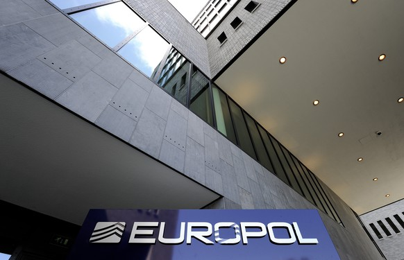 epa05964226 (FILE) - An exterior view of the new Europol headquarters, the alliance of the European Union police and a multinational research organization, in The Hague, The Netherlands 01 July 2011, (reissued 14 May 2017). Media reports on 14 May 2017 state that experts of Europol expect a wave of further attacks on computers with so-called 'Ransomware'. A cyber attack hit at least 150 countries world wide with an estimate 200,000 victims, Europol chief Rob Wainwright was cited as saying in an interview with British broadcaster ITV. It is expected that there are even more attacks on computers recorded at the beginning of the new working week, Wainwright added. The so-called 'WannaCry' ransomware cyber attack hit the computers by encrypting files from affected computer units and demanded 300 US dollars through bitcoin to decrypt the files.  EPA/LEX VAN LIESHOUT *** Local Caption *** 02804675