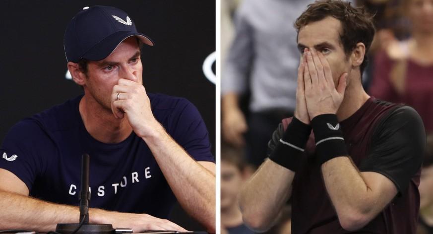 Tennis: Wie Andy Murray nach Hüft-OP zum Siegen zurückkehrte