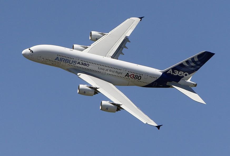 Zu wenig Kunden: Airbus beendet A380-Produktion