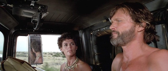 Ali MacGraw Kris Kristofferson Convoy 1978 Sam Peckinpah film trucker truck usa  https://www.google.com/search?rlz=1C5CHFA_enCH728CH728&tbm=isch&sa=1&ei=iBoKXa_tJZC9UoLbkKgC&q=kris+kristofferson+ali+macgraw+convoy&oq=kris+kristofferson+ali+macgraw+convoy&gs_l=img.3...1209007.1215392..1215589...0.0..0.111.2056.23j1......0....1..gws-wiz-img.......0.rmR01I2LsSo