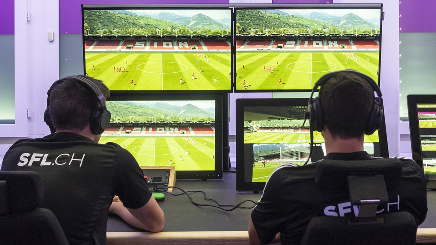 FIFA machte Druck, dass die Penalty-Regel in der Schweiz angewendet wird