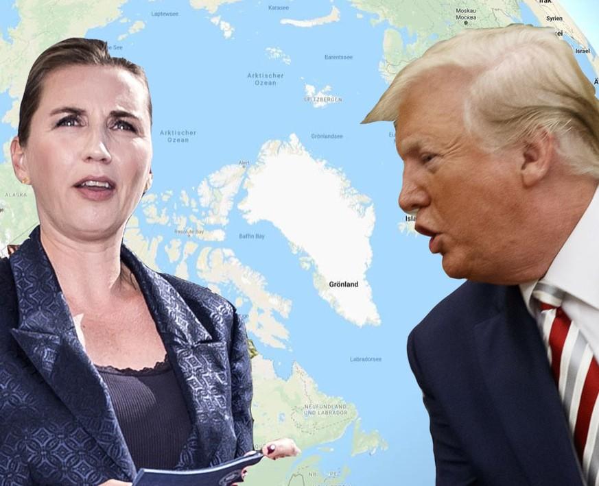 Trump: Der gefährliche Konflikt hinter der Idee, Grönland zu kaufen