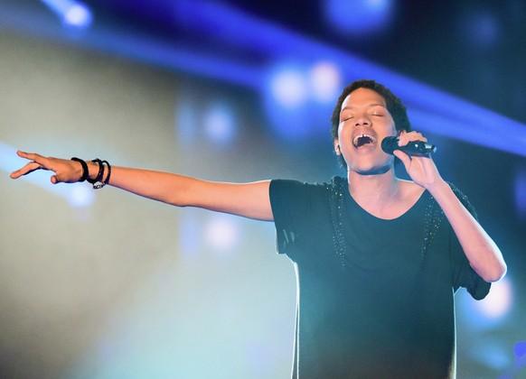 Brendon Schoen Johnson  The Voice of Switzerland