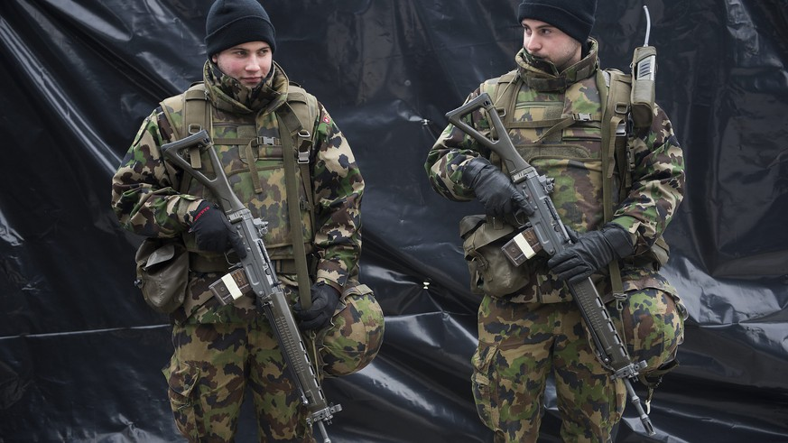 Armee bewacht keine Konsulate in Zürich mehr – Polizei übernimmt