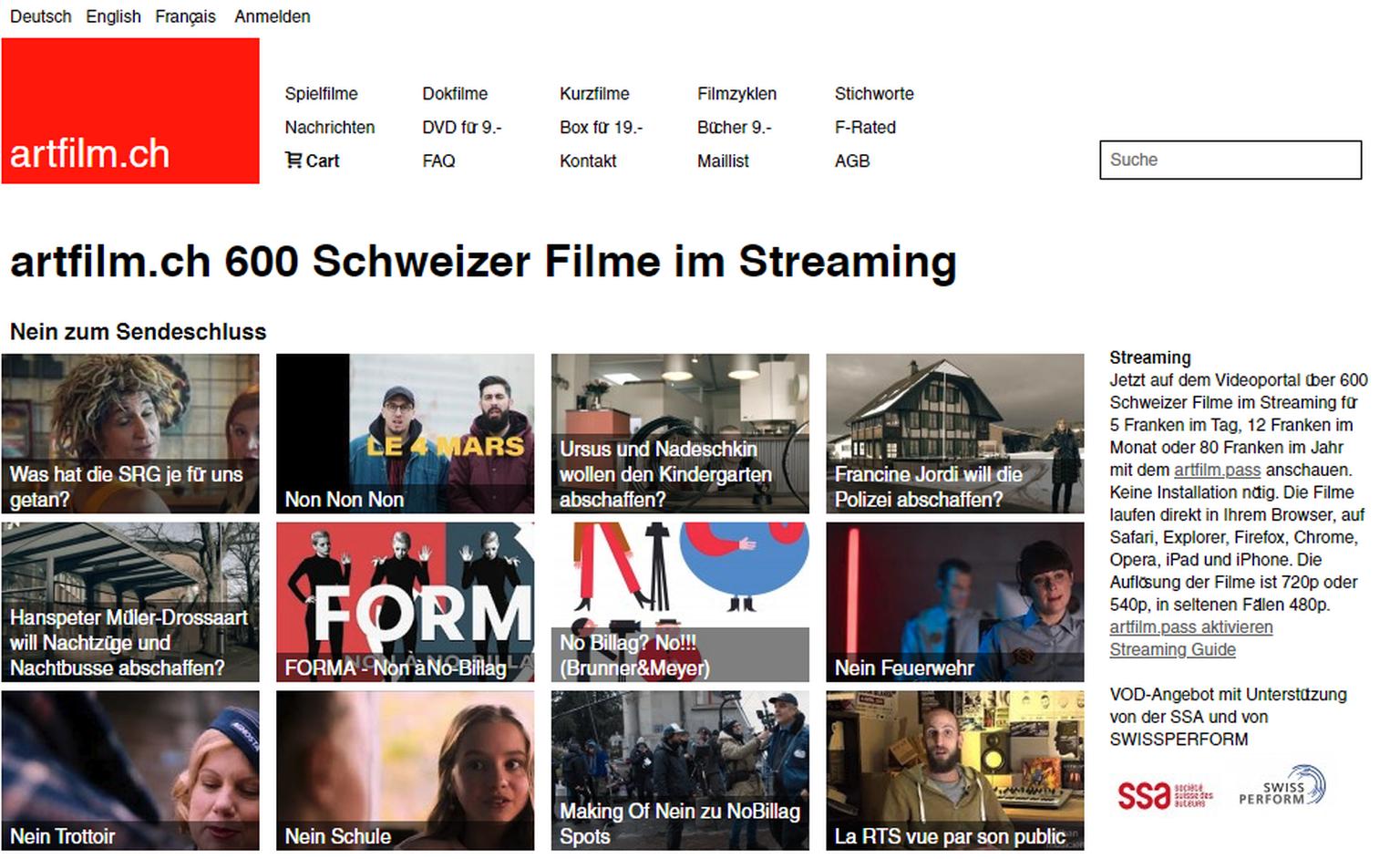 Filme online stream kostenlos ohne anmeldung