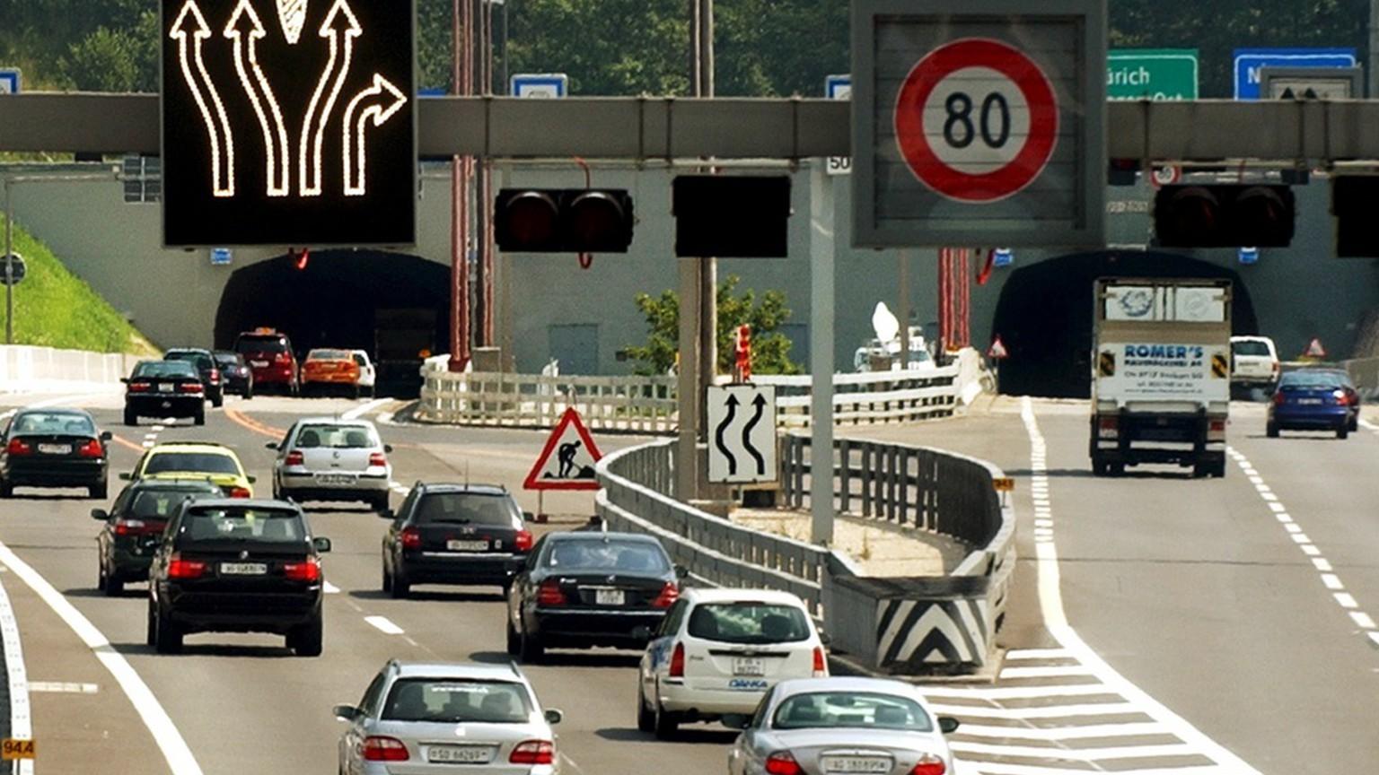 Unfall Auf Autobahn A1 Bei Baden Sorgt Fur Verkehrschaos Watson