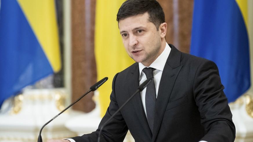 Geht da etwas im Ukraine-Konflikt? Putin und Selenskyj beauftragen engste Vertraute