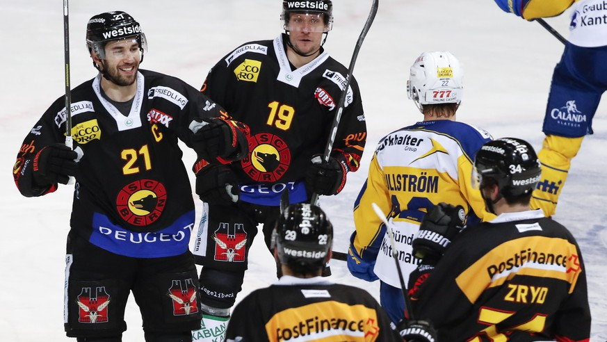 National League: HCD gegen SCB – Playoff-Kampf im Liveticker