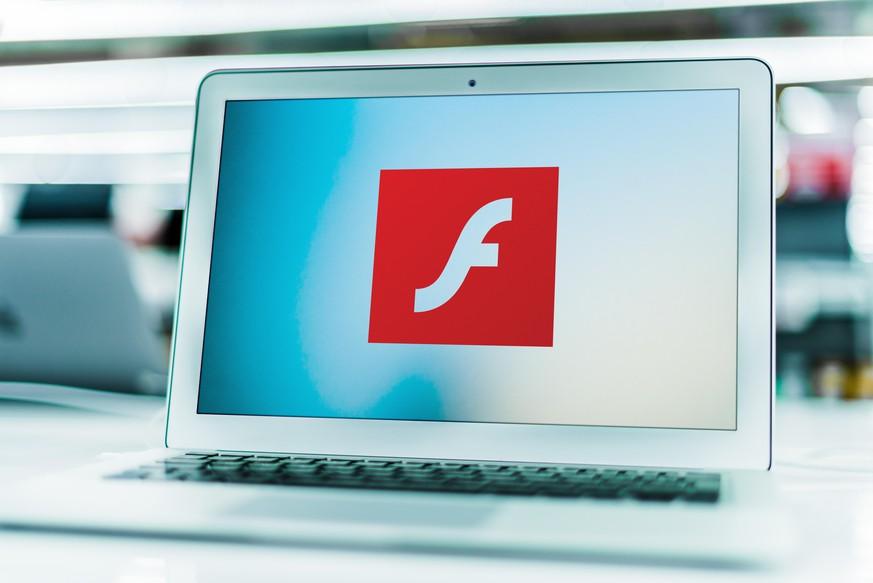 Adobe Flash-Player: So prüfst du, ob das Plug-in