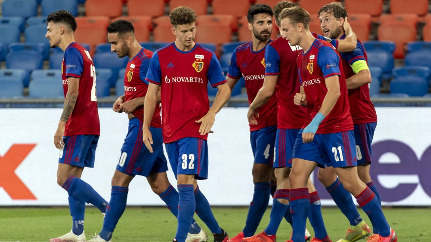 FCB schlägt Frankfurt erneut: «Mit viel Schwung reisen wir jetzt ans Final-8-Turnier»