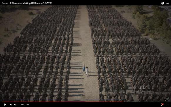 18 Spezialeffekte Aus Game Of Thrones Watson