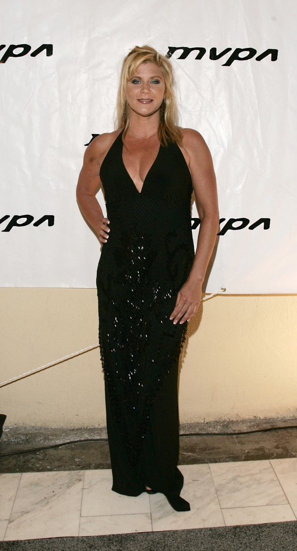 LOS ANGELES - MAY 16:  Actress Ginger Lynn attends the 16th Annual Music Video Production Association Awards on May 16, 2007 at The Orpheum Theatre in Los Angeles, California. (Photo by Vince Bucci/Getty Images)