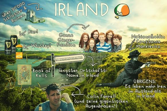 Irland-Facts ESC
