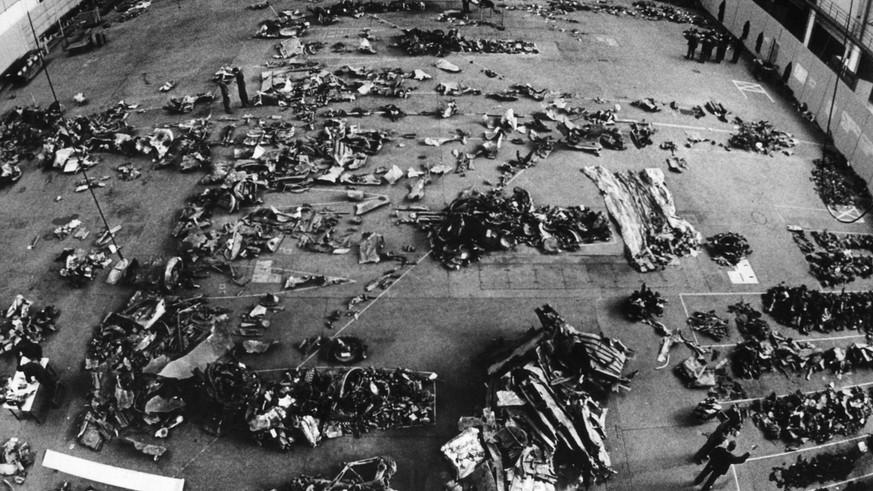 Vor genau 50 Jahren: Als der Terror die Schweiz heimsuchte