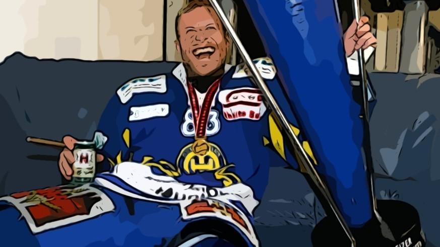 Die grössten Playoff-Helden des Schweizer Eishockeys – Rang 10 bis 1