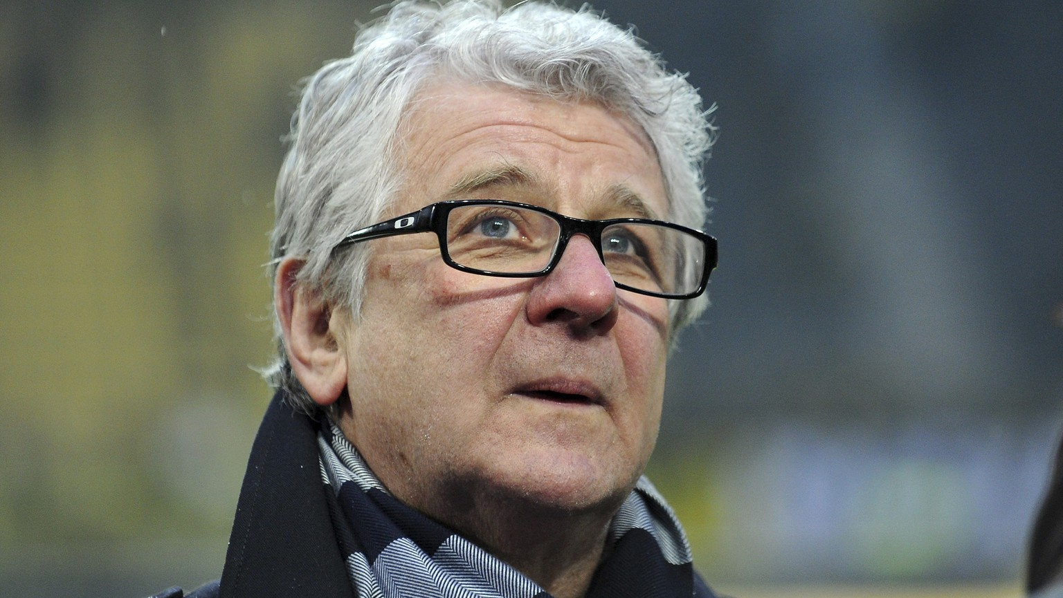 Schweizer Tv Reporter Legende Marcel Reif Neu Bei Teleclub