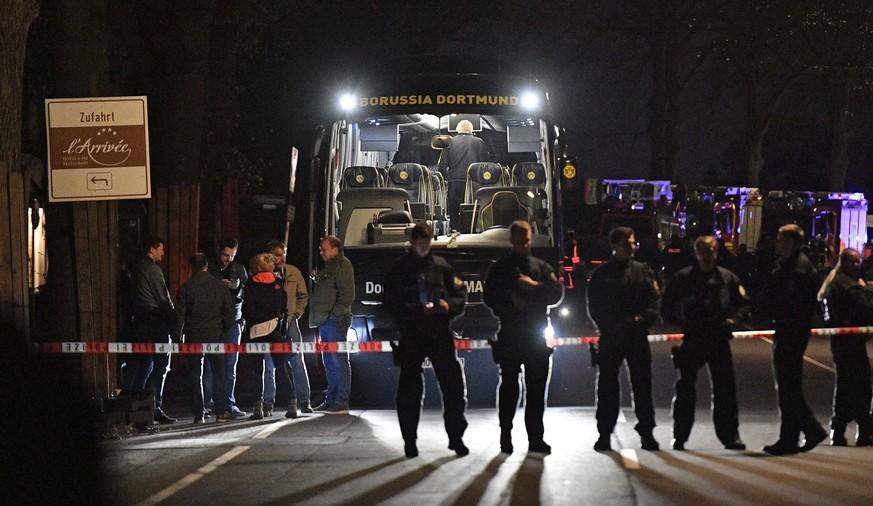 Hintergründe des Dortmund-Anschlags weiter unklar