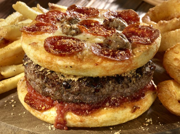 Pizza-Burger