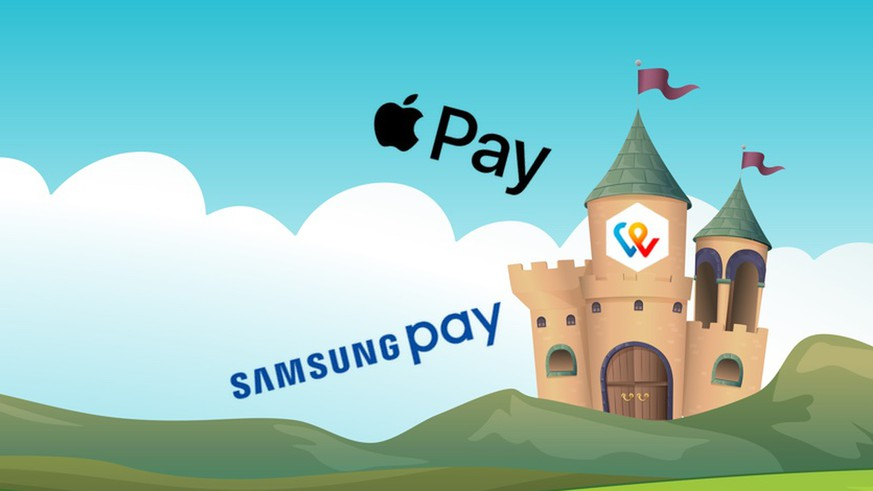 Apple Pay Twint Samsung Pay