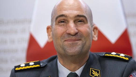 Der Bundesrat ernennt den obersten Cyberkrieger zum Chef der Armee. Bevor Thomas Süssli Chef der Führungsunterstützungsbasis wurde, war er als Informatiker und Bankmanager tätig.