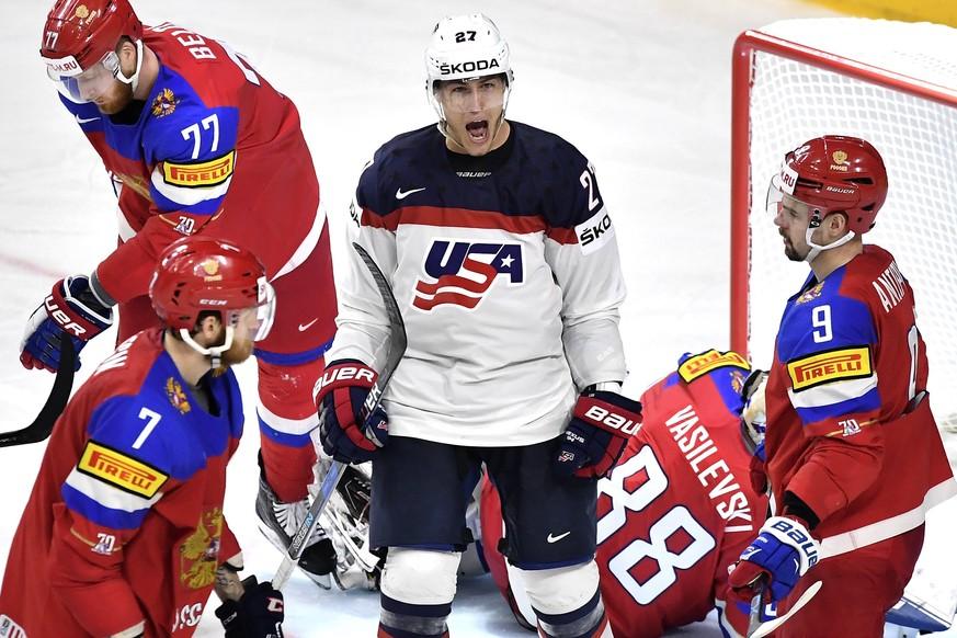 Hockey-WM: Die Resultate der letzten Gruppenspiele - watson