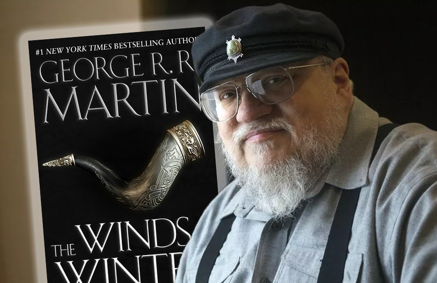 «Game of Thrones»: Dann soll der sechste Band «Winds of Winter» kommen