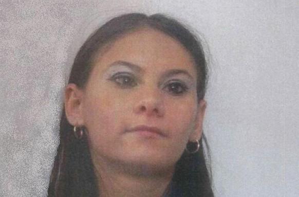 ANDREA CRISTINA ZAMFIR «Gekreuzigte» Prostituierte bei Florenz - 2175016436765794