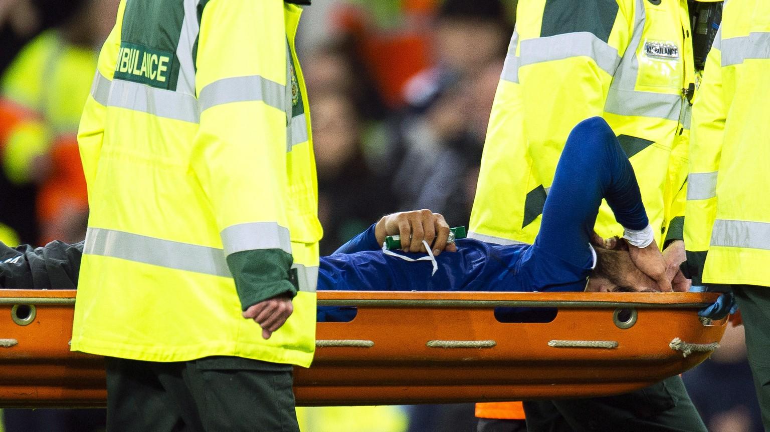 Heung Min Son Erhalt Nach Andre Gomes Verletzung