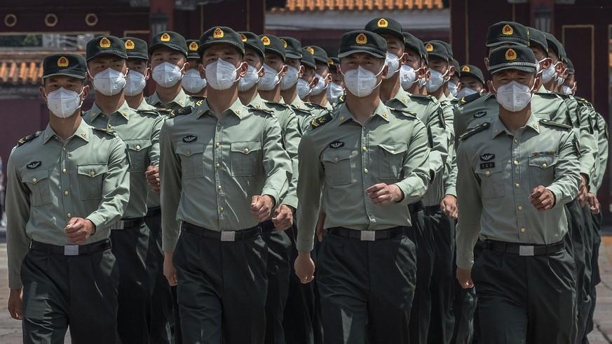 Chinas pompöse Politshow – und die hässliche Wahrheit dahinter